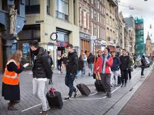 Airbnb-klanten waaieren uit over de regio