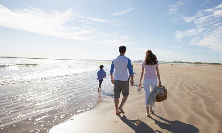 Stem en win een weekendje aan het strand!