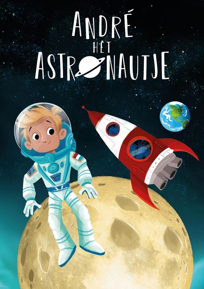 De kindervoorstelling 'André het astronautje' is op 20 juni in het Openluchttheater Eibergen te zien.