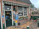 De tijdelijke kringloopwinkel aan de De Joncheerelaan 15 gaat vrijdag open voor het publiek.