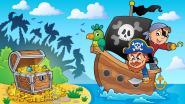 Piraten en feeën komen voor extra plezier zorgen tijdens de zomervakantie