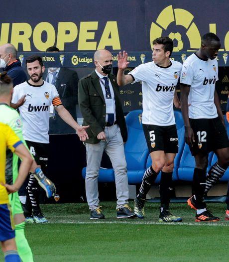 Les joueurs de Valence quittent brièvement le terrain après des insultes racistes