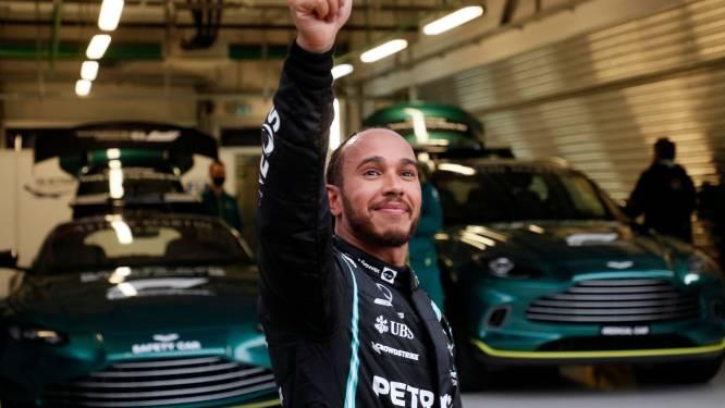 Mercedes denkt aan motorstraf Lewis Hamilton in GP van Turkije