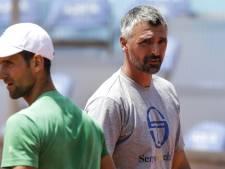 Coach de Djokovic, Goran Ivanisevic également positif au Covid-19