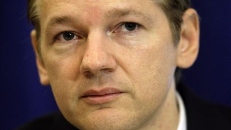 Julian Assange. EPA Beeld