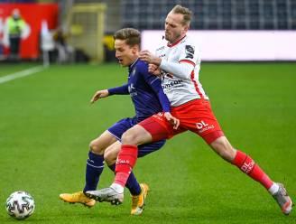 """Laurens De Bock (Zulte Waregem) na verlies in Anderlecht: """"Goal net voor rust mentale opdoffer"""""""