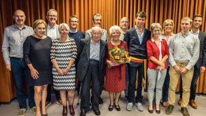 Diamanten jubileum voor Jan Elsen en Maria De Wijngaert