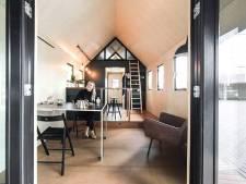 Tiny houses halen druk van Aarlese ketel