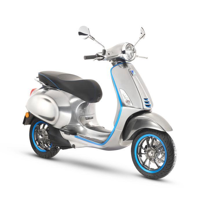 Veertig Nieuwegeiners kunnen blij worden gemaakt met de subsidieregeling voor de aanschaf van een e-scooter.