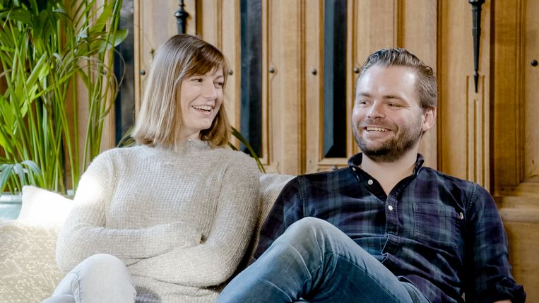 Dennis & Nathalie Beeld VTM