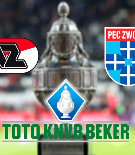 AZ - PEC Zwolle