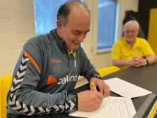 Peter Treffers tekent bij Sterksel voor drie jaar bij