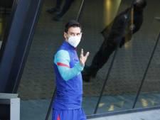 Messi absent pour la première demi-finale de la Supercoupe d'Espagne