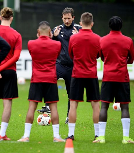 Voor PSV en Schmidt is de lat dit seizoen omhoog gegaan en dat is deze week extra voelbaar