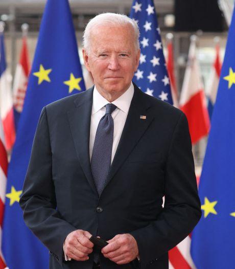 """Biden auprès de l'UE: """"L'Europe est notre partenaire naturel"""""""