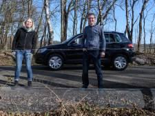 Zo hoopt Bornerbroek honderden padden van afschuwelijke dood te redden: 'Moest soms slalommen om geplette dieren te ontwijken'