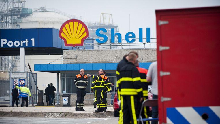 Shell in Moerdijk Beeld anp