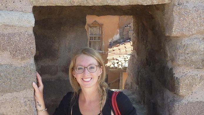 Evie Mol verbleef drie jaar in Turkije.