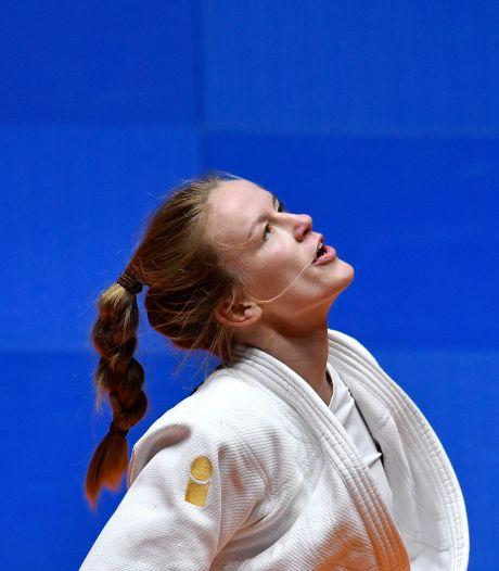 Groesbeekse Geke van den Berg pakt goud op NK judo: 'Ik wist dat het goed zou komen'