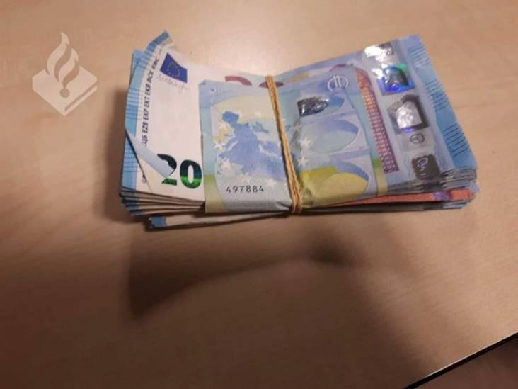 Mannen rijden rond in Helmond met dure auto's en veel geld op zak: opgepakt voor witwassen