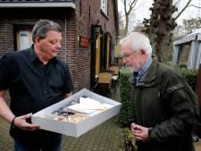 Hans organiseert wandel- en fietstochten langs horeca in Nieuwegein: 'We zijn acht maanden braaf geweest'
