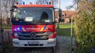 Brandje in Lagen Heirweg snel onder controle
