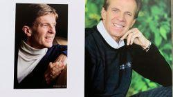 """Zoon Paul Severs boos omdat bidprentjes te koop worden gezet: """"Getuigt van weinig respect"""""""