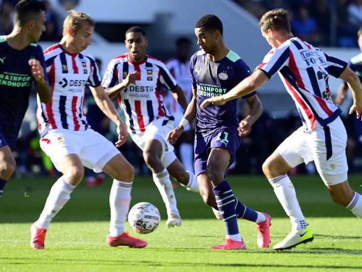 LIVE | Drukt PSV door in Tilburg na de gelijkmaker?