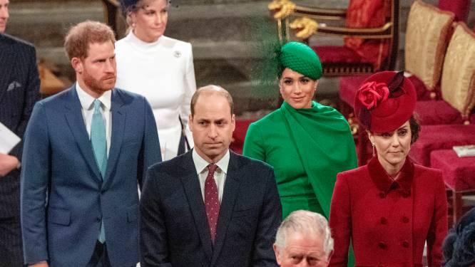"""William weigerde om Harry te zien na de Megxit: """"Britse royals zijn véél kwader dan ze laten uitschijnen"""""""