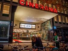 Angst voor woontoren: Film Festival wil geliefd Cinerama behouden voor de stad