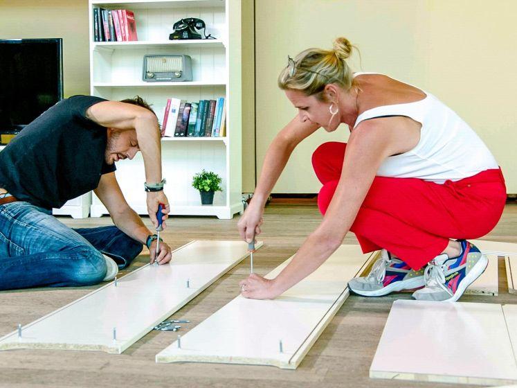 Is een IKEA-kast in elkaar steken dé ultieme relatietest?