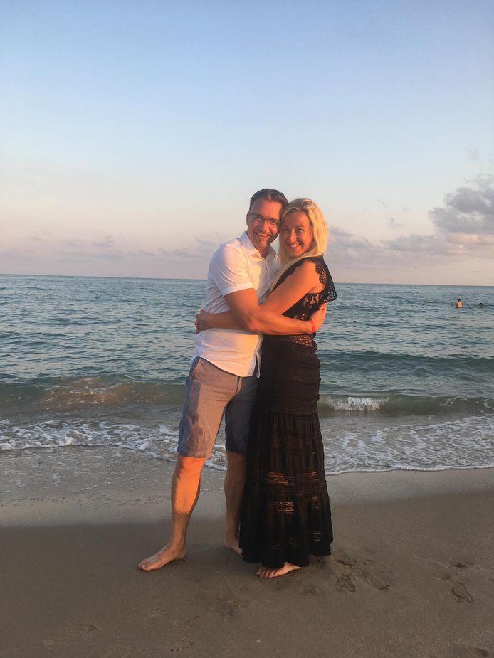 Wouter Acx en Evy Stekelorum vallen net uit de boot inzake versoepelingen voor huwelijksceremonieën en -feesten.