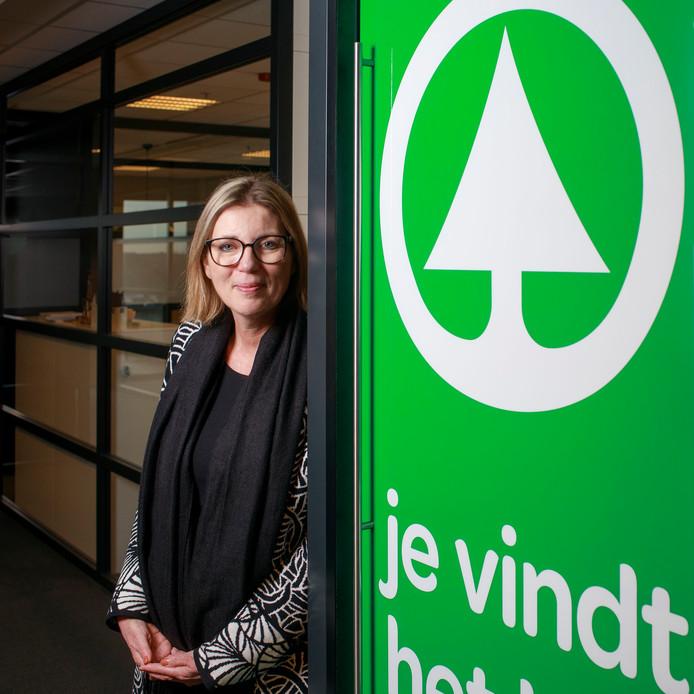 Susanne Kroon, commercieel directeur.