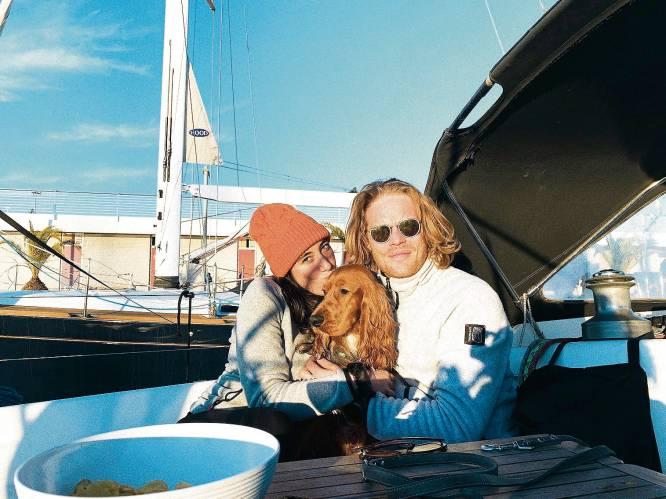"""Henry en Charlotte gaan 5 jaar op wereldreis met een zeilboot: """"Wij willen simpelweg gelukkig zijn"""""""