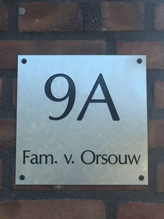 Komt Van Orsouw als straatnaam in De Erven? Broer (85) hoopt van wel.