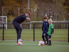 In Dalfsen is voetbal voor velen het ideale tijdverdrijf in de vakantie