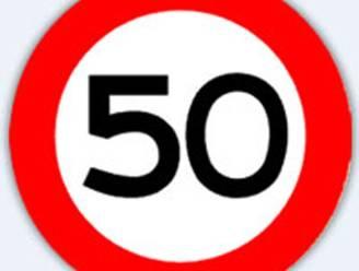 Snelheid teruggebracht van 70 naar 50 km/u op deel Haachtsesteenweg