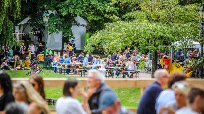 """Stad wil minder evenementen in Leopoldpark:  """"Druk op natuur is te groot geworden"""""""
