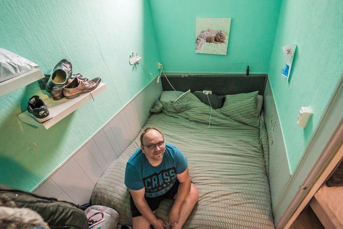 Kleine woning hebben en niet weg kunnen naar grotere - Robert-Jan Kap