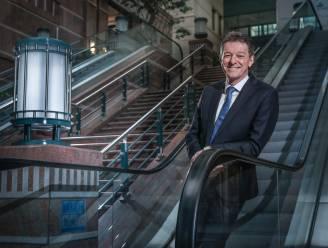 """INTERVIEW. KBC-baas Johan Thijs: """"Banken die alle bedrijven moeten redden? Sorry, dat gaat niet"""""""