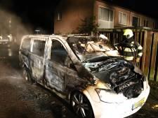 Politie: autobranden in Culemborg zijn aangestoken