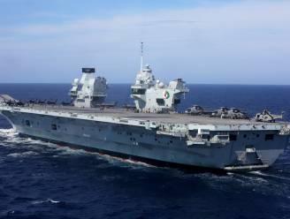 Dreigende taal in Chinese media over doortocht Britse marine