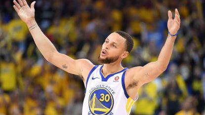 Golden State Warriors en Houston Rockets naar finale Western Conference