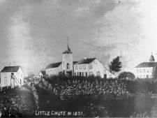 Burgemeester Hellegers bezoekt Little Chute, het Amerikaanse 'Oe-den'