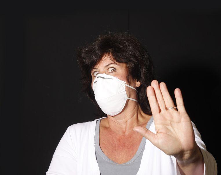 De poetsvrouwen van het OCMW in Moorslede zitten voorlopig zonder mondmaskers of handgel.