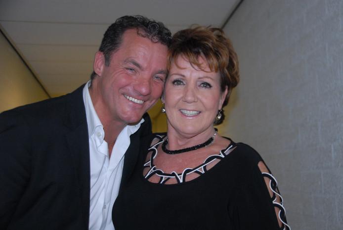 John de Bever en Marianne Weber tijdens Den Bosch goes Dutch 2015.