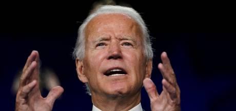 Biden: 'Ik zal een president voor alle Amerikanen zijn'