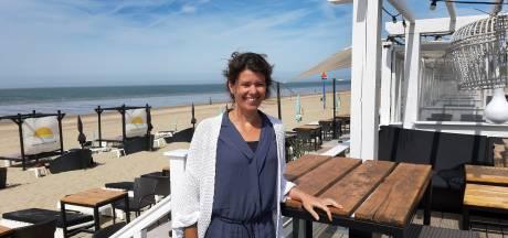 Ondernemers Westvoorne willen badstrand niet kwijt