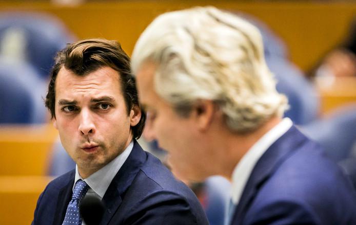 Thierry Baudet (FvD) mag meedoen aan zijn eerste grote tv-debat op 7 maart bij RTL.