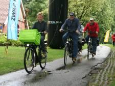 41ste Fietsvierdaagse Berghuizen iets soberder maar ook de helft goedkoper en nog steeds mooie routes